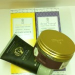 Garden of Eden offers a variety of different body scrubs designed to polish and soften skin.