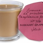 Votivo Rosemary Grapefruit