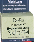 Reviva Intercell Hyaluronic Acid Night Gel