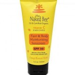 Naked Bee Face and Body SPF 30