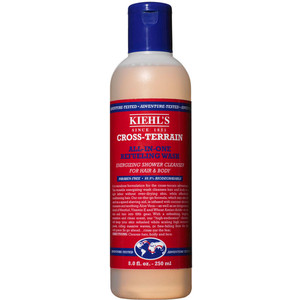 Kiehl's Cross-Terrain All-In-One Refueling Wash